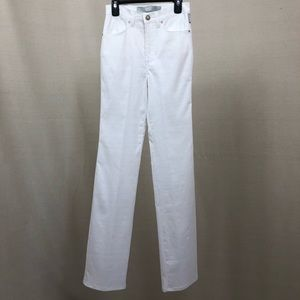 Versace Jeans Couture White Pants